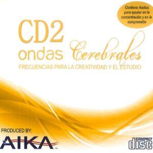 CD2: Ondas Cerebrales � Frecuencias para la Creatividad y el Estudio
