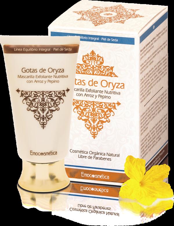 Mascarilla Exfoliante Gotas de Oryza 50ml