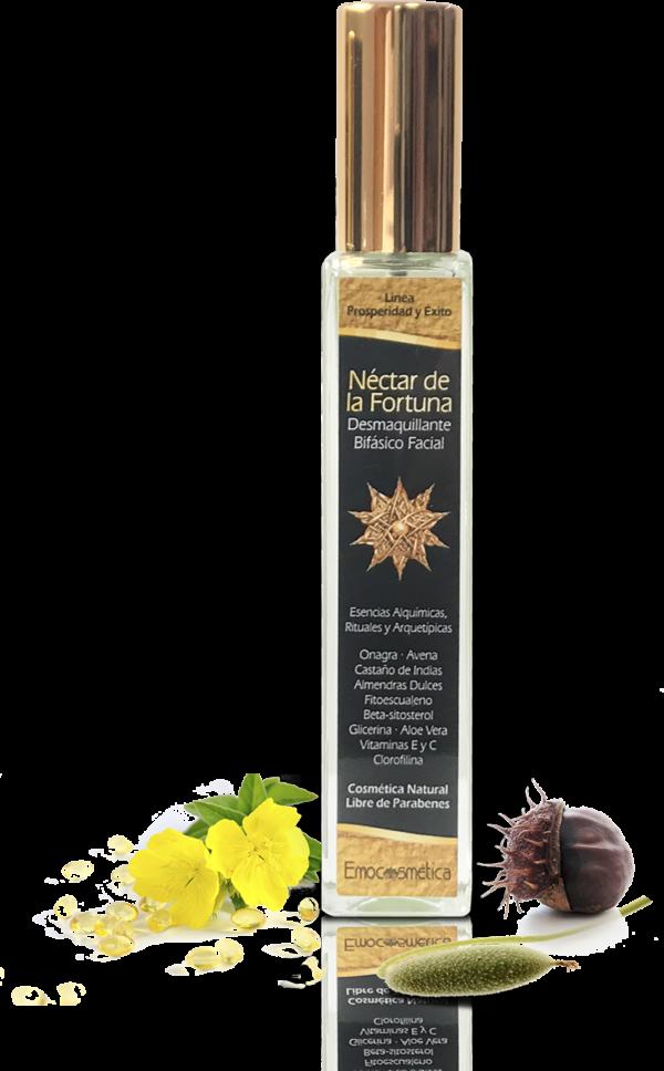 Desmaquillante Bifasico Nectar de la Fortuna 50ml