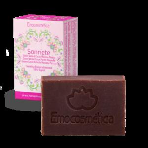 Jabón de Cacao Sonríete